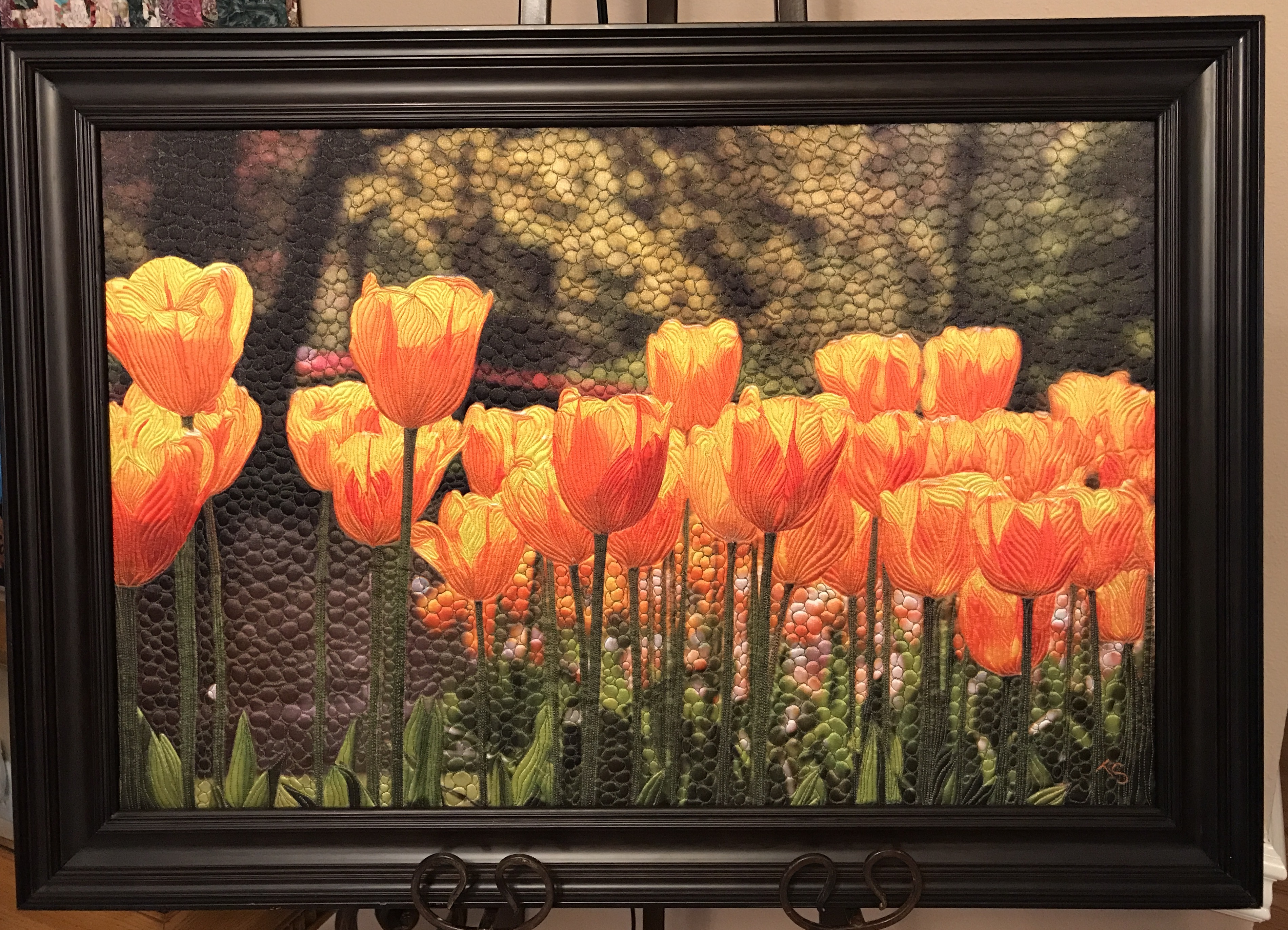 Tulips by Teresa Schlabach