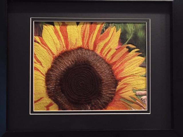 Sunflower 2 by Teresa Schlabach
