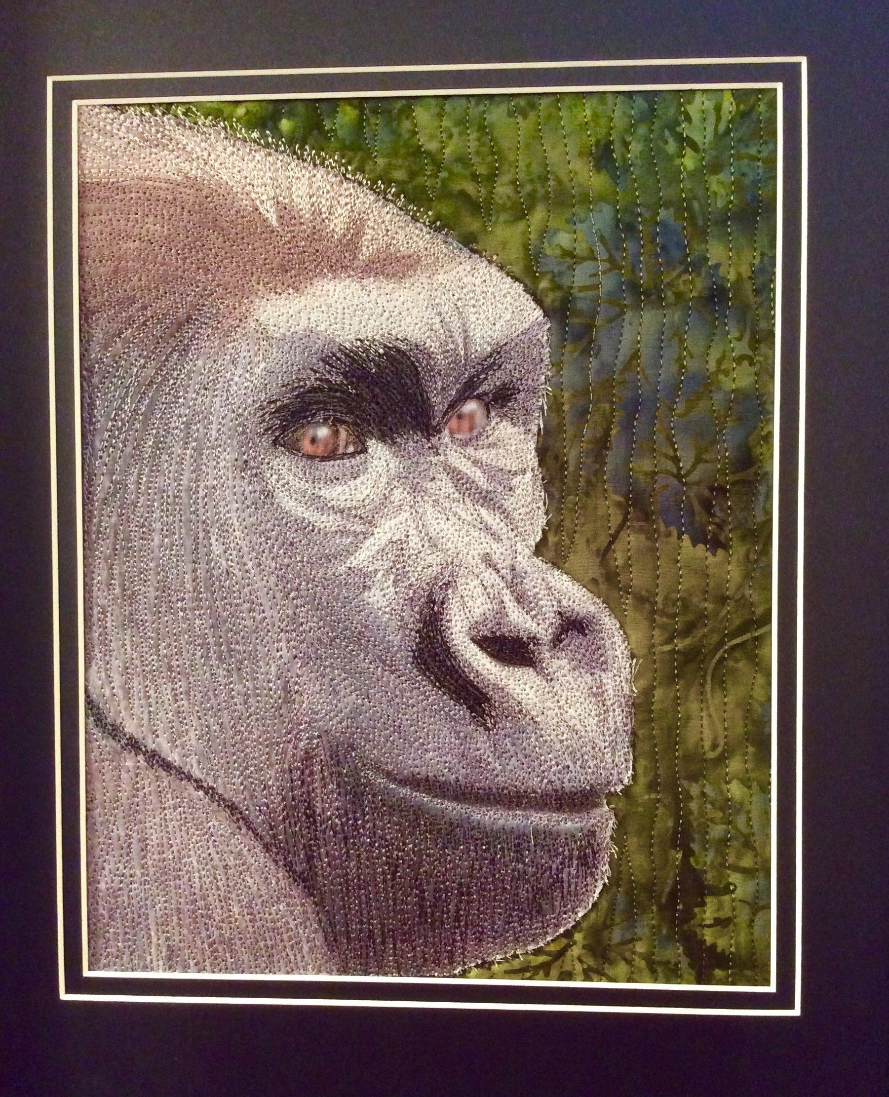 Gorilla by Teresa Schlabach