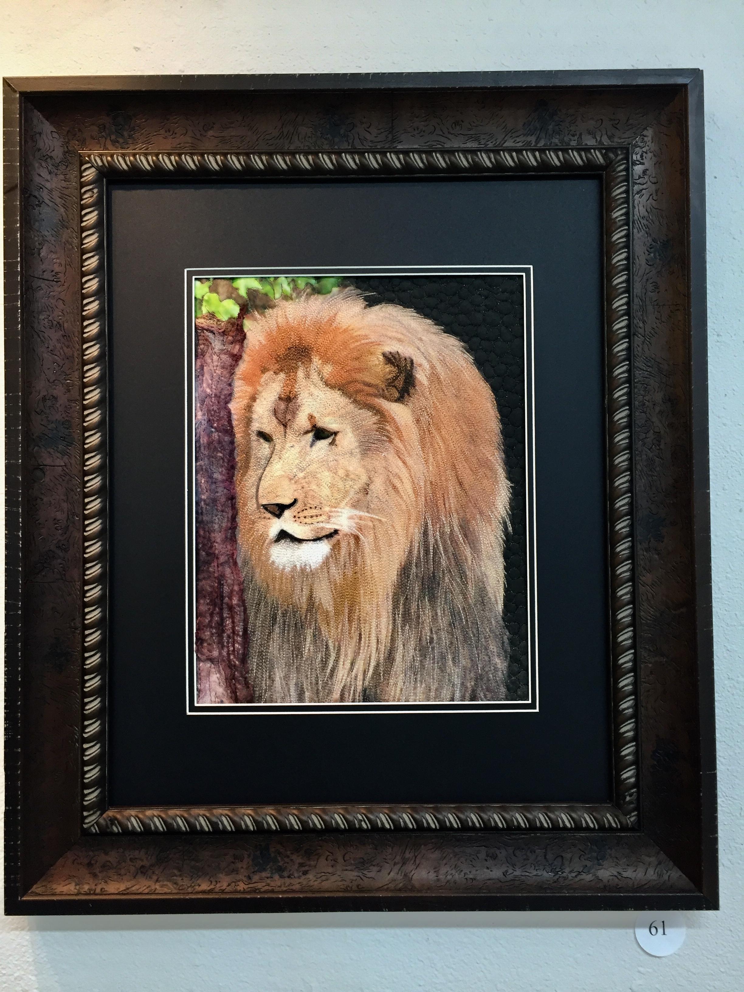 Lion by Teresa Schlabach