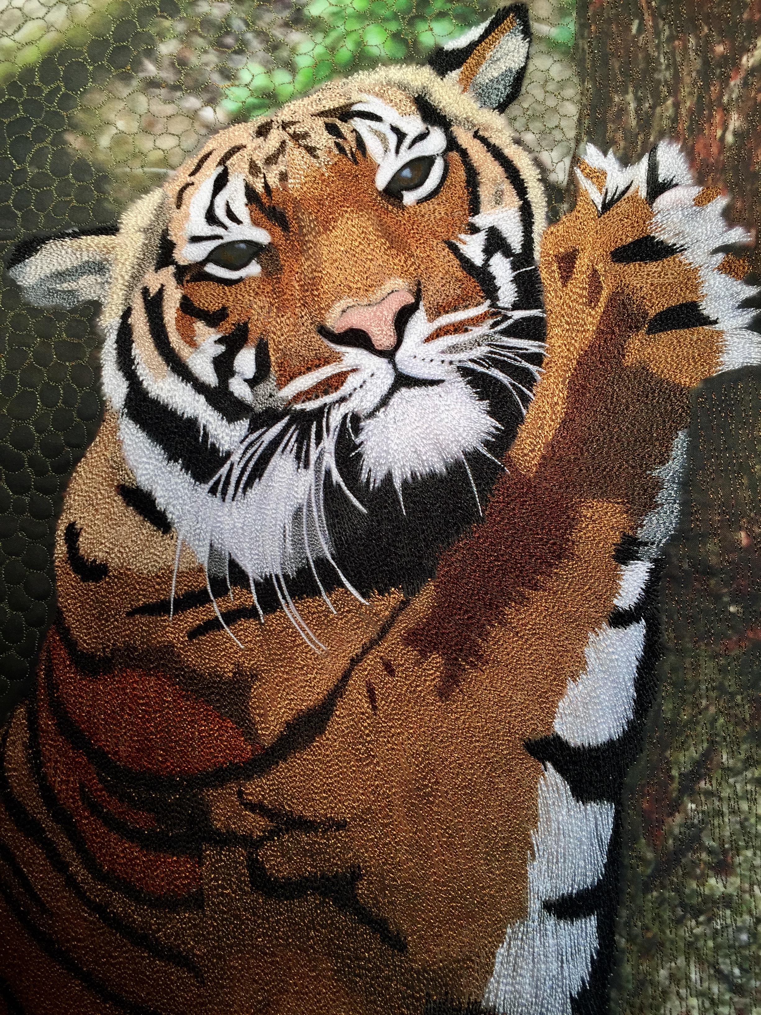 Tiger by Teresa Schlabach