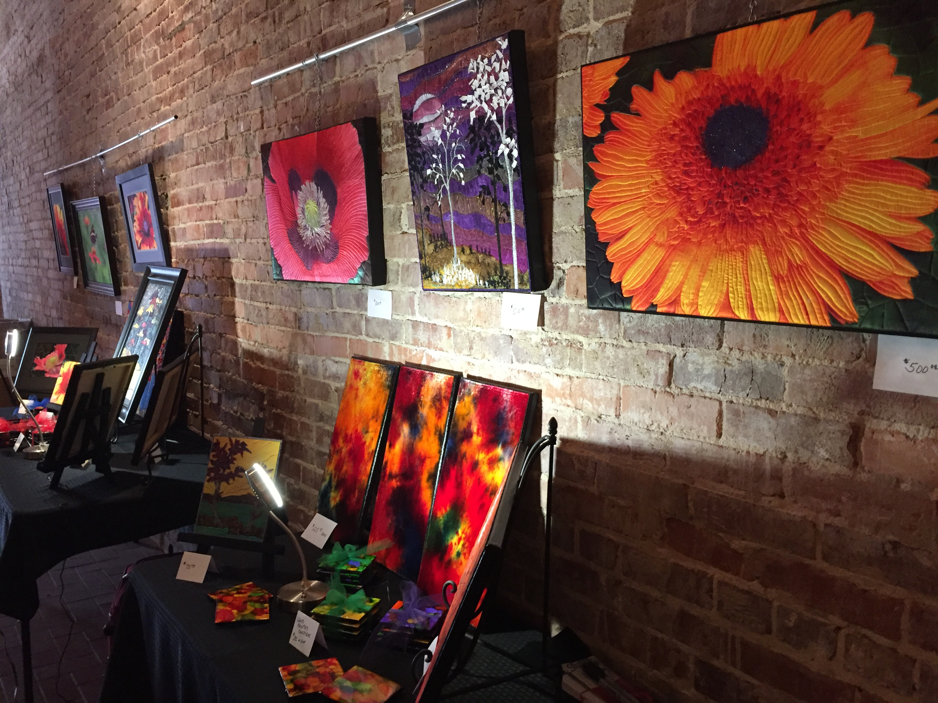 Exhibition at Fort Smith Arts Walk